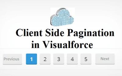 Pagination within Salesforce