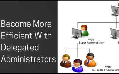 Salesforce Delegated Administration