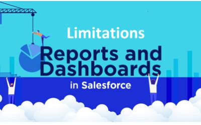 Salesforce Reports & Dashboard Limitation